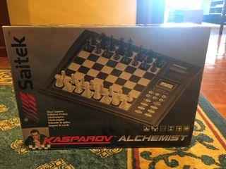 Ajedrez electrónico Kasparov Alchemist