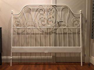 Cabecero cama renascentista