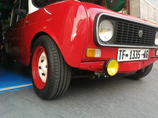 Renault R4 1987
