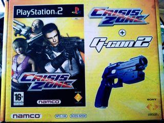 GunCon 2 PS2 Nueva
