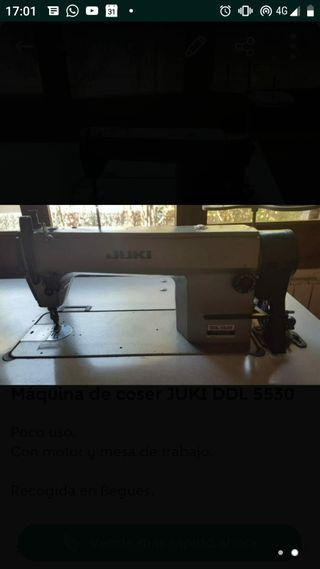 Máquina de coser Juki DDL 5530