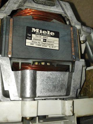 motor lavadora miele