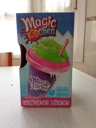 Magic Kidchen. Granizados magicos