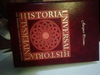 libros de historias universal