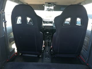 semibaquet sparco, asientos sparco