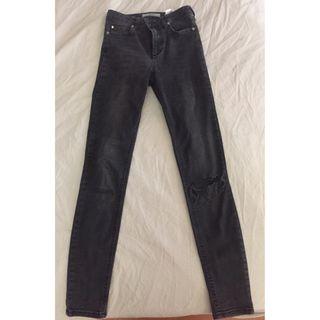 Pantalones negros SILVIAN HEACH