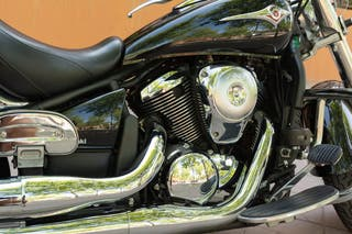 Moto Kawasaki Vulcan VN900 Classic perfecto estado