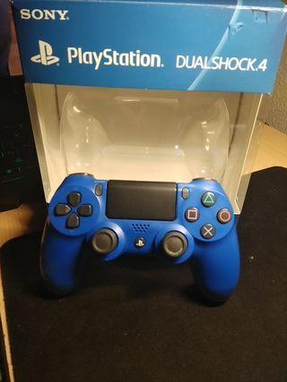 Mando Dualshock 4 V2 PS4 WAVE BLUE