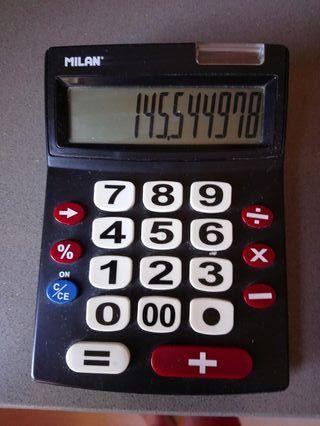 Calculadora solar números gigantes