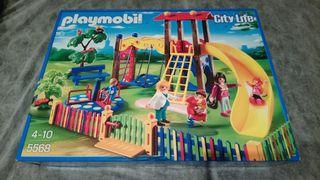 Playmobil 5568 Parque Infantil