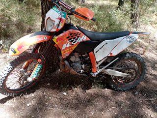 DESPIECE KTM EXC 250 08-11