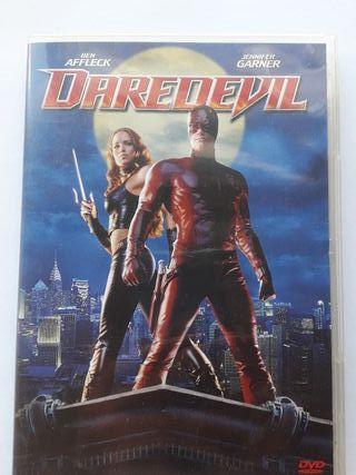 DareDevil película DVD