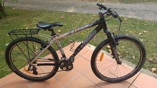 Bicicleta montaña decathlon talla s