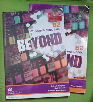 Libro inglés Beyond pack B2 Macmillan