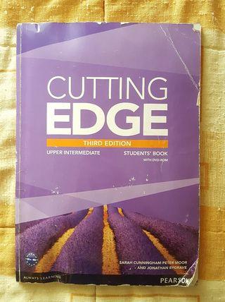 Libro Inglés Cutting Edge.