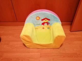 sillón niñ@s