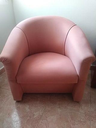 sillón butaca