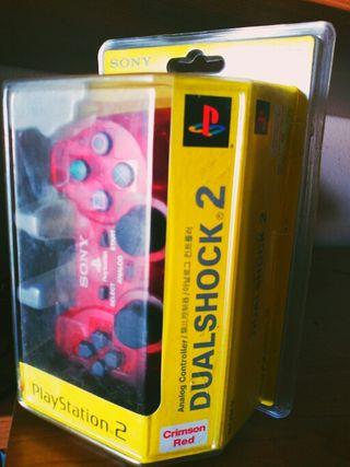 DualShock 2 mando PS2 Nuevo