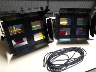 Cambiacolor Stairville HL40DMX