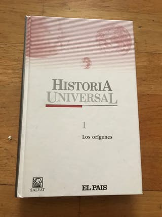 Historia Universal, los orígenes