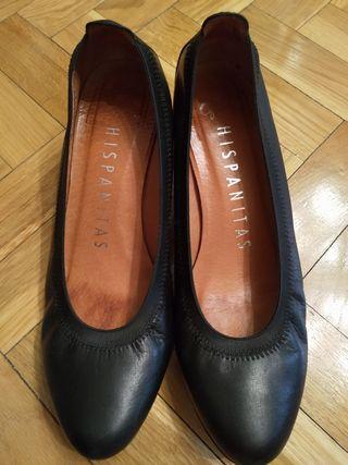 Lote zapatos y mocasines mujer