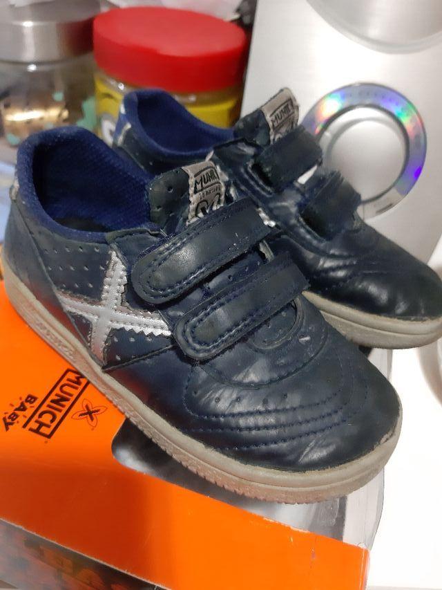 zapatillas munich gresca 24