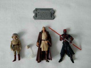 Pack 1ª Película - Hasbro Star Wars