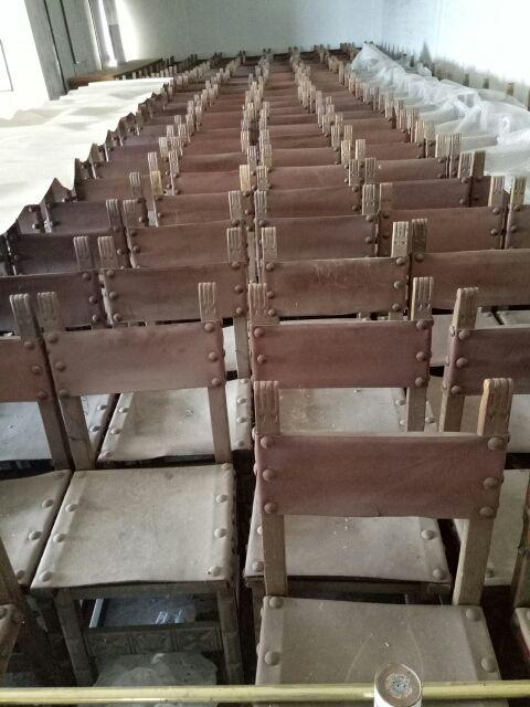 pack de 100 sillas
