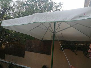parasol grande 2.45x2.45