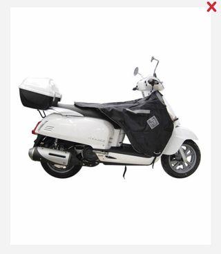 Manta invierno moto