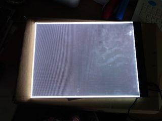 Tableta de luz a4