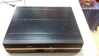 Grabador reproductor VAS a DVD - DVDa VHS