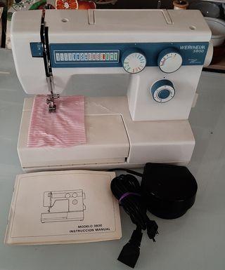 Máquina de coser Wertheim 3800