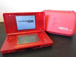 Nintendo ds mas funda.