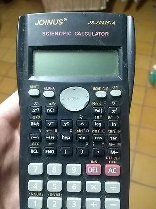 calculadora cientifica para el cole