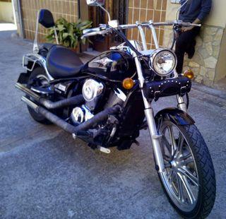 Kawasaki vn900 o cambio