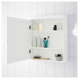 Armario baño con espejo