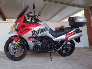 Suzuki VSTROM DL1000 a capricho
