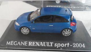 renault megane sport 1/43
