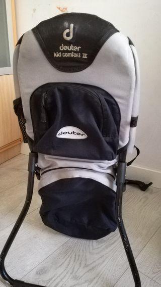 Mochila porta bebés y niños 22kg