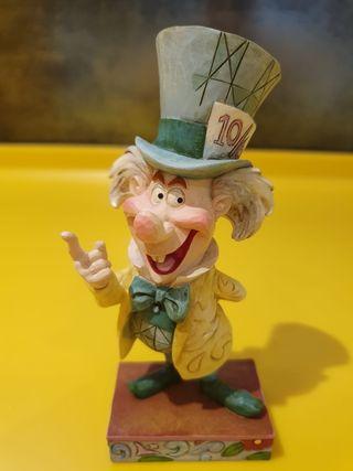 Disney Figura Jim shore del sombrerero loco