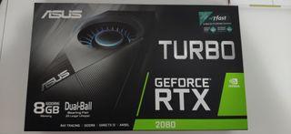 GeForce RTX 2080 Turbo Asus