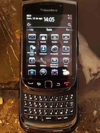 BLACKBERRY TORCH 9800 teclado deslizante
