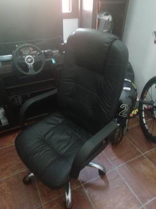 sillón ordenador
