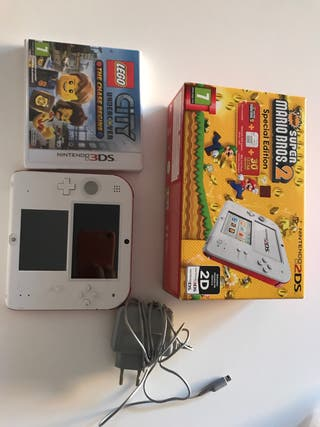 Nintendo 2DS special edition
