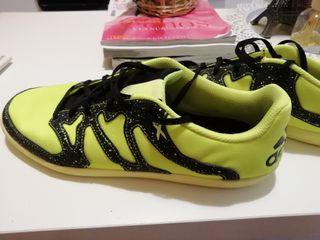 zapatillas Adidas Fútbol sala 44 45