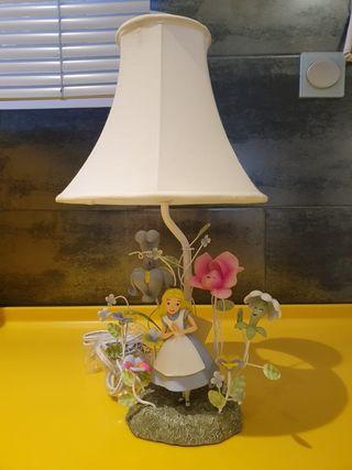 Disney lámpara de Alicia