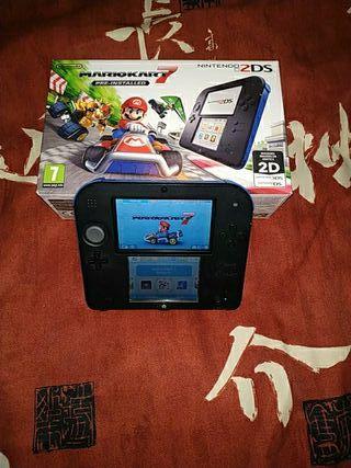 Nintendo 2DS en perfecto estado