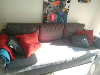 Sofa-bed friheten IKEA grey