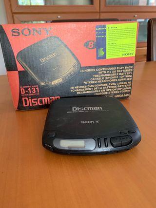 Discman SONY D131